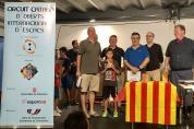 Equip Campió Colon Sabadell Chessy